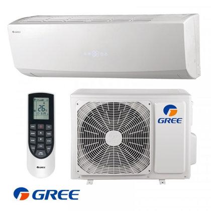 Gaisa siltumsūknis / Kondicionieris Gree Lomo Nordic 2.7 - 6.45 kW (-22 līdz +43C)